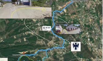 Foto de terreno habitacional en venta en s/n , el barrial, santiago, nuevo león, 10280766 No. 01