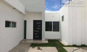 Foto de casa en venta en s/n , el bosque residencial, durango, durango, 15470196 No. 01