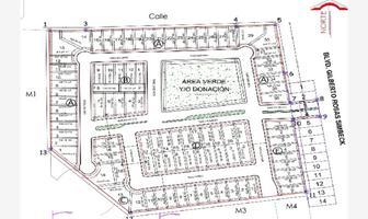 Foto de terreno habitacional en venta en sn , fraccionamiento campestre residencial navíos, durango, durango, 11482496 No. 01