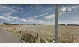 Foto de terreno habitacional en venta en s/n , villas del sol, durango, durango, 10226459 No. 01