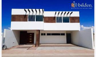 Foto de casa en venta en sn , fraccionamiento las quebradas, durango, durango, 20474840 No. 01