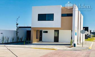 Foto de casa en venta en s/n , fraccionamiento san miguel de casa blanca, durango, durango, 10373391 No. 01