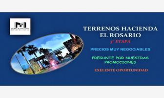 Foto de terreno habitacional en venta en s/n , hacienda del rosario, torreón, coahuila de zaragoza, 19342002 No. 01
