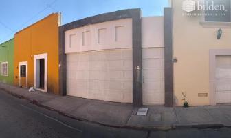 Foto de casa en venta en s/n , iv centenario, durango, durango, 13103935 No. 01