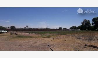 Foto de terreno habitacional en venta en s/n , la luz, durango, durango, 0 No. 01