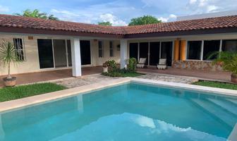 Foto de casa en venta en s/n , las margaritas de cholul, mérida, yucatán, 9999492 No. 01