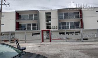 Foto de departamento en renta en sn , lomas del sahuatoba, durango, durango, 17352637 No. 01