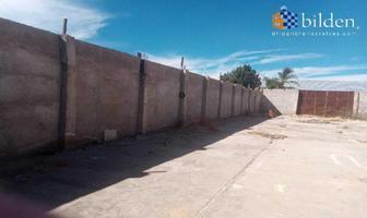 Foto de terreno habitacional en venta en s/n , los agaves, durango, durango, 0 No. 01
