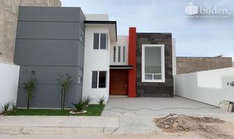 Foto de casa en venta en sn , el bosque residencial, durango, durango, 12674018 No. 01