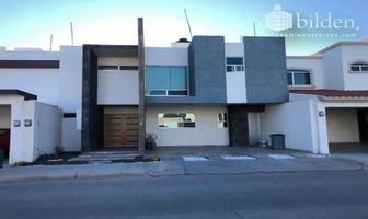 Foto de casa en venta en s/n , los cedros residencial, durango, durango, 13608769 No. 01