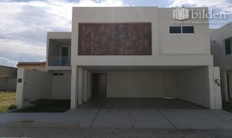 Foto de casa en venta en s/n , los cedros residencial, durango, durango, 18553136 No. 01