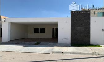 Foto de casa en venta en sn , los nogales, durango, durango, 17370218 No. 01