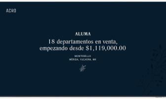 Foto de departamento en venta en s/n , montebello, mérida, yucatán, 0 No. 01