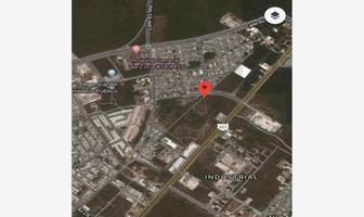 Foto de terreno habitacional en venta en s/n , nuevo centro urbano, solidaridad, quintana roo, 12163293 No. 01