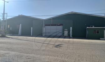 Foto de nave industrial en venta en s/n , parque industrial i, general escobedo, nuevo león, 12331507 No. 01