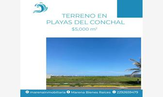 Foto de terreno habitacional en venta en sn , playas de conchal, alvarado, veracruz de ignacio de la llave, 19383097 No. 01
