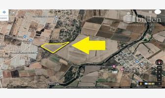 Foto de terreno habitacional en venta en s/n , poblado ejido benito juárez, durango, durango, 16311917 No. 01