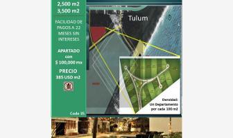 Foto de terreno habitacional en venta en s/n , ramonal zona maya, felipe carrillo puerto, quintana roo, 12161576 No. 01