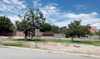 Foto de terreno habitacional en venta en s/n , real del nogalar, torreón, coahuila de zaragoza, 15743966 No. 01