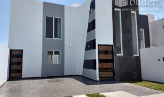 Foto de casa en venta en s/n , residencial las palmas, durango, durango, 12601347 No. 01
