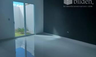 Foto de casa en venta en sn , residencial las palmas, durango, durango, 12786483 No. 01