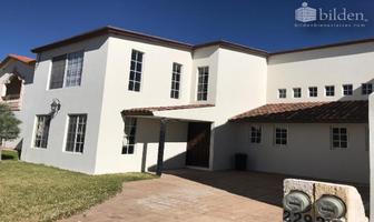 Foto de casa en renta en sn , residencial villa dorada, durango, durango, 12674236 No. 01