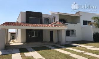 Foto de casa en venta en s/n , residencial villa dorada, durango, durango, 15473445 No. 01