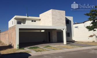 Foto de casa en venta en s/n , residencial villa dorada, durango, durango, 18582765 No. 01