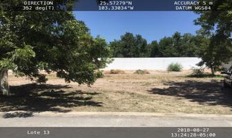 Foto de terreno habitacional en venta en s/n , san armando, torreón, coahuila de zaragoza, 16049754 No. 01
