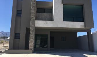 Foto de casa en venta en s/n , villas de la aurora, saltillo, coahuila de zaragoza, 9974214 No. 01