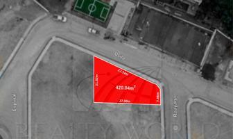 Foto de terreno habitacional en venta en s/n , zona bosques del valle, san pedro garza garcía, nuevo león, 19445882 No. 01