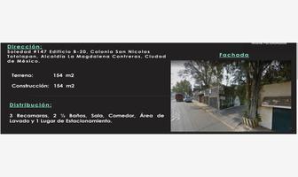 Foto de departamento en venta en soledad 147, san nicolás totolapan, la magdalena contreras, df / cdmx, 13290915 No. 01