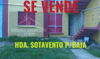 Foto de departamento en venta en sotavento 123, hacienda sotavento, veracruz, veracruz de ignacio de la llave, 0 No. 01