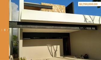 Foto de casa en venta en stanna , dzitya, mérida, yucatán, 17925177 No. 01