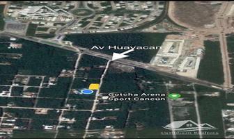 Foto de terreno habitacional en venta en  , supermanzana 312, benito juárez, quintana roo, 15154182 No. 01