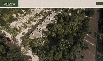 Foto de terreno habitacional en venta en surenna , tulum centro, tulum, quintana roo, 0 No. 01
