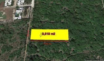 Foto de terreno habitacional en venta en tablaje 17351 , temozon norte, mérida, yucatán, 0 No. 01