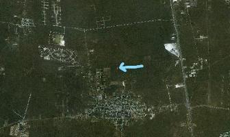 Foto de terreno habitacional en venta en tablaje 29941 , komchen, mérida, yucatán, 0 No. 01