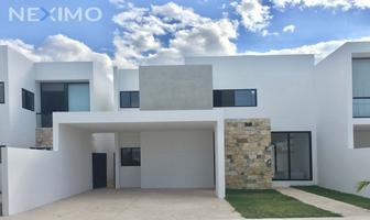 Foto de casa en venta en tablaje catastral 198909, cholul, mérida, yucatán, 20892922 No. 01