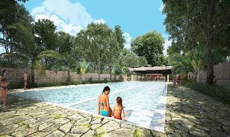 Foto de terreno habitacional en venta en tablaje catastral , sierra papacal, mérida, yucatán, 0 No. 01