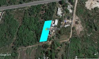 Foto de terreno habitacional en venta en tablaje , cholul, mérida, yucatán, 0 No. 01