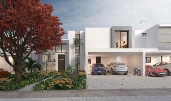 Foto de casa en venta en  , tamanché, mérida, yucatán, 12516825 No. 01