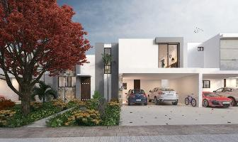 Foto de casa en venta en  , tamanché, mérida, yucatán, 12592581 No. 01