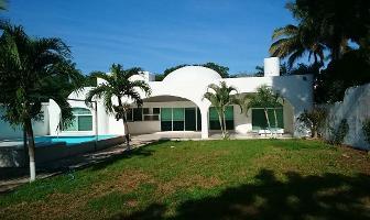 Foto de casa en venta en  , tamanché, mérida, yucatán, 4563722 No. 01