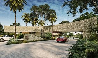 Foto de terreno habitacional en venta en tamanché , tamanché, mérida, yucatán, 0 No. 01