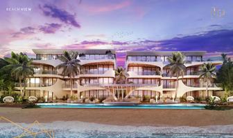 Foto de departamento en venta en tankah 52 tulum beachfront condos . , tulum centro, tulum, quintana roo, 0 No. 01