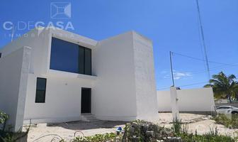 Foto de casa en venta en  , telchac puerto, telchac puerto, yucatán, 12567882 No. 01