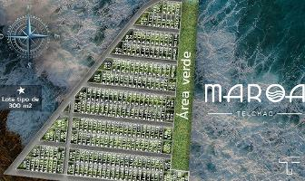 Foto de terreno habitacional en venta en  , telchac puerto, telchac puerto, yucatán, 14406212 No. 01