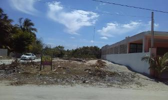Foto de terreno habitacional en venta en  , telchac puerto, telchac puerto, yucatán, 4221765 No. 01