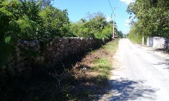 Foto de terreno habitacional en venta en  , telchac, telchac pueblo, yucatán, 5963006 No. 01